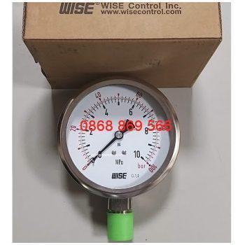 Đồng hồ áp lực wise P255