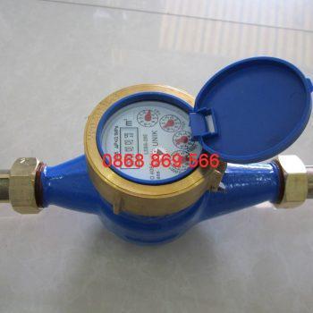 Đồng hồ đo nước Unik nối ren