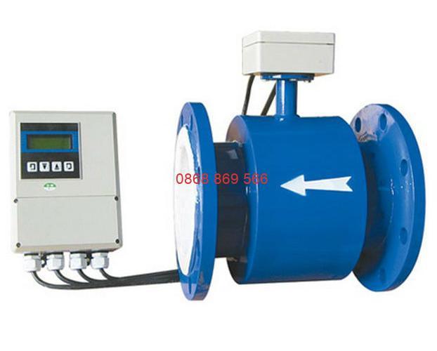 Đồng hồ nước điện từ Flowtech - màn hình rời
