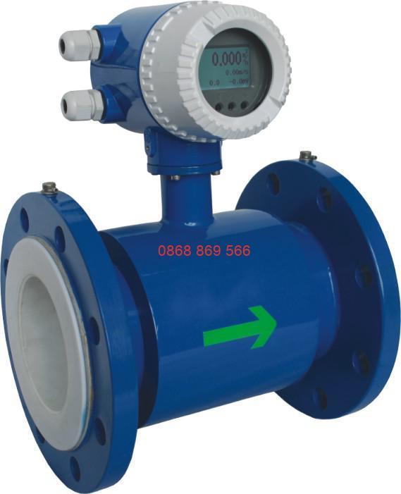 Đồng hồ nước điện từ Flowtech