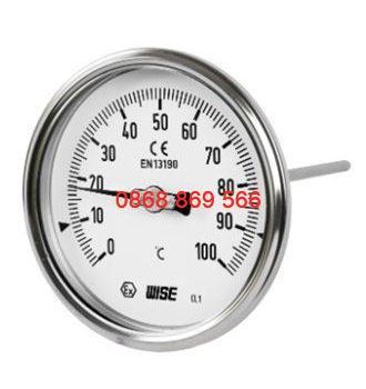 Đồng hồ nhiệt độ Wise T111