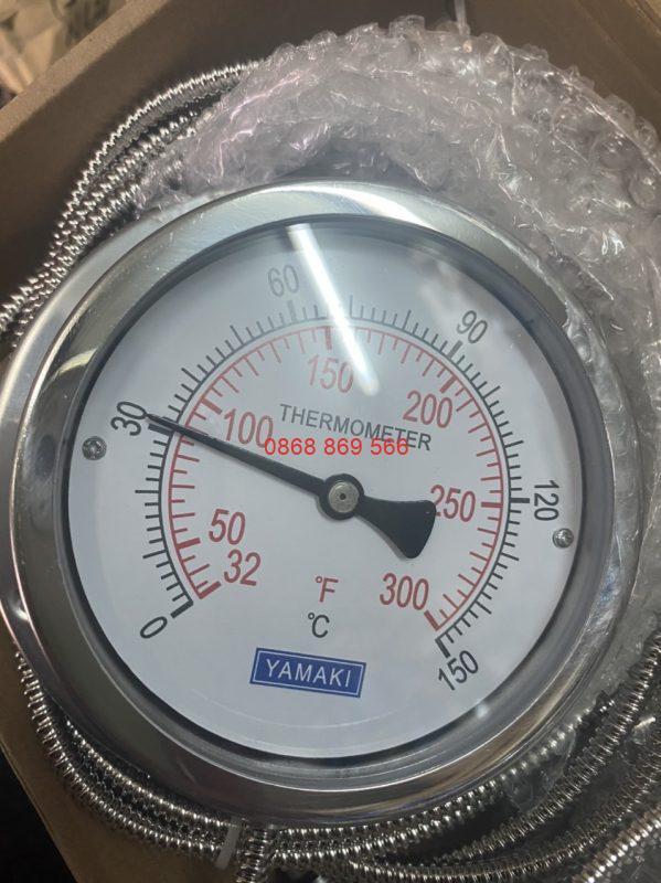 Đồng hồ đo nhiệt độ Yamaki