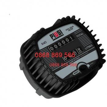 Đồng hồ do dầu Piusi K40