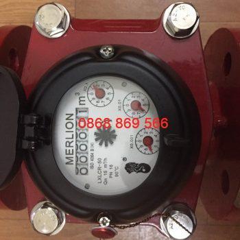 Đồng hồ nước nóng Merlion