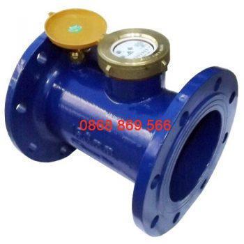 Đồng hồ nước Fuda nối bích