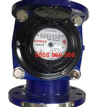 Đồng hồ nước thải Komax