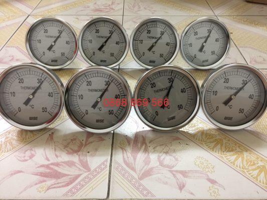 Đồng hồ đo nhiệt độ Wise T110