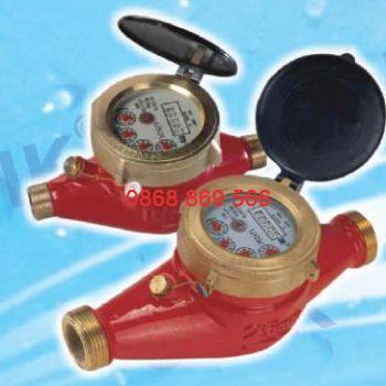 Đồng hồ đo nước nóng Unik