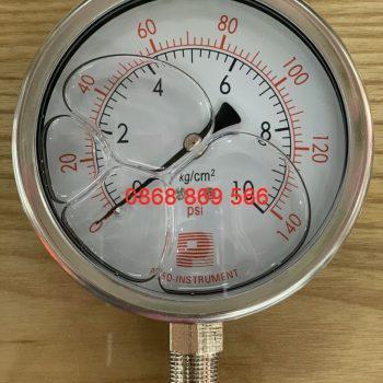 Đồng hồ đo áp suất Pro-intrument