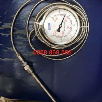 Đồng hồ đo nhiệt độ Yamaki dạng dây