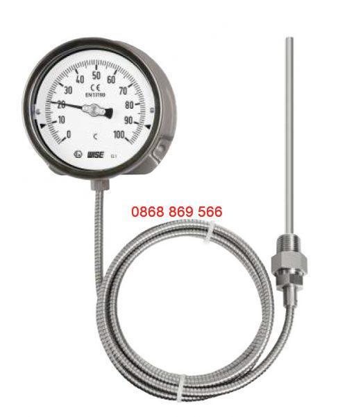 Đồng hồ đo nhiệt độ Wise T210
