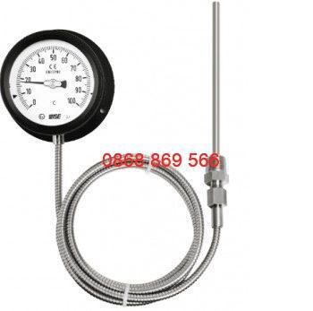 Đồng hồ đo nhiệt độ Wise T212