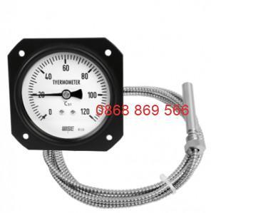 Đồng hồ đo nhiệt độ Wise T263