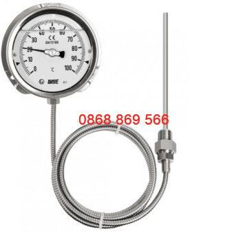 Đồng hồ nhiệt độ Wise T219