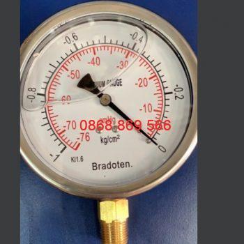 Đồng hồ áp suất Bradoten
