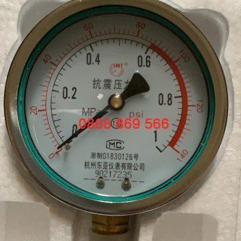 Đồng hồ áp suất Trung Quốc 0-1MPA