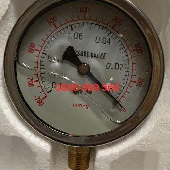 Đồng hồ đo áp suất Trung Quốc