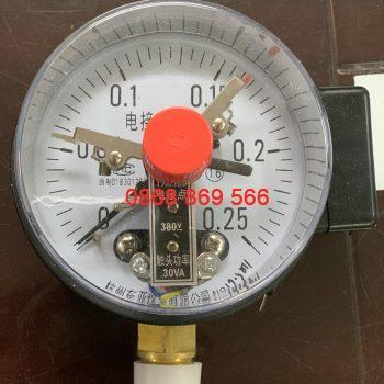Đồng hồ đo áp suất 3 kim