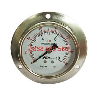 Đồng hồ đo áp suất KK chân sau
