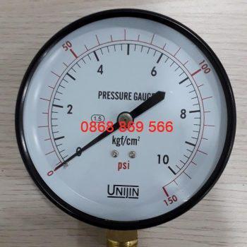 Đồng hồ đo áp suất Unijin P110