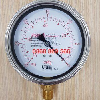 Đồng hồ đo áp suất Unijin P254