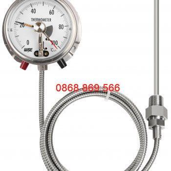 Đồng hồ đo nhiệt độ tiếp điểm điện T760