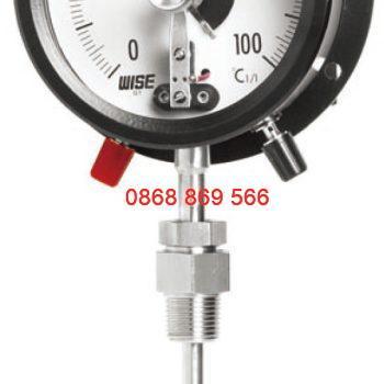 Đồng hồ đo nhiệt độ có tiếp điểm điện T720