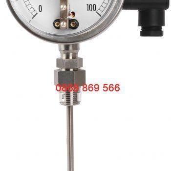 Đồng hồ đo nhiệt độ có tiếp điểm điện T750