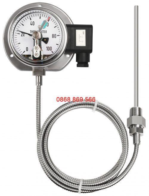 Đồng hồ đo nhiệt độ tiếp điểm điện T500