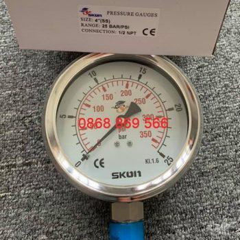 Đồng hồ đo áp suất Skon - Đài Loan