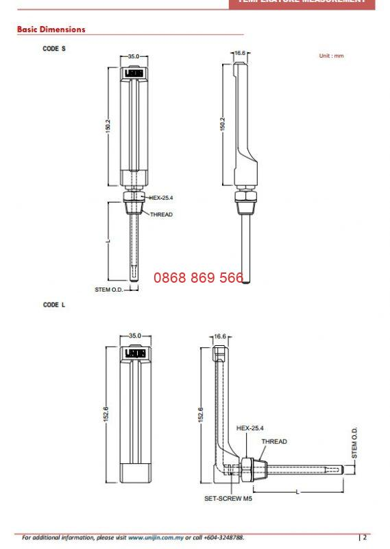 Catalog Unijin T400 2