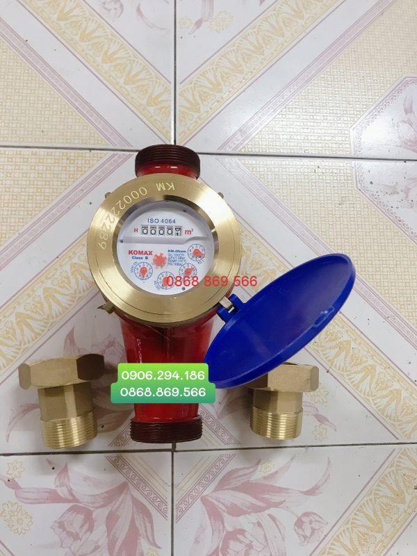 nước nóng Komax DN40.1