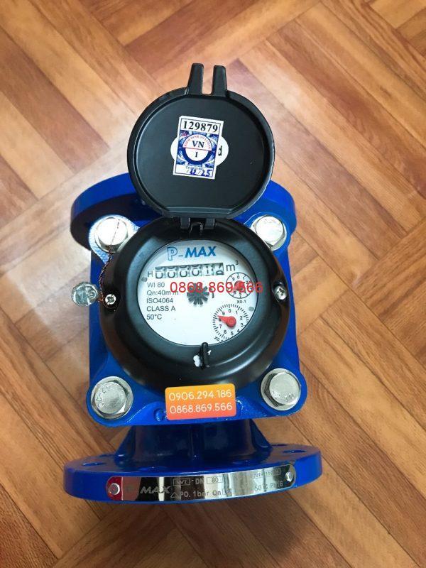 Đồng hồ nước thải Pmax DN80