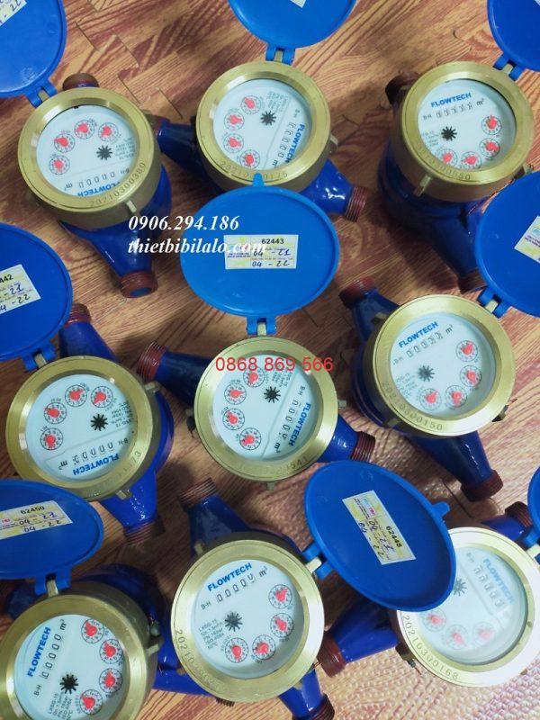 đồng hồ nước sạch DN15